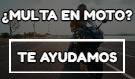 Te ayudamos con tus multas de moto.
